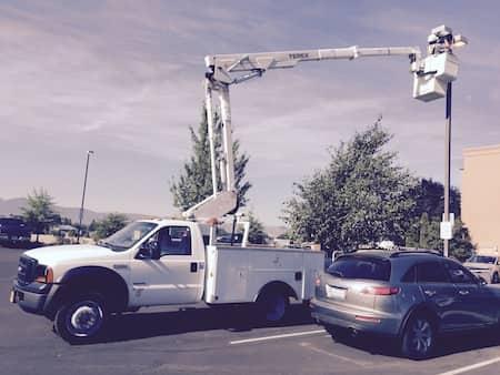 Lighting & Fixture Maintenance In Parking Lot