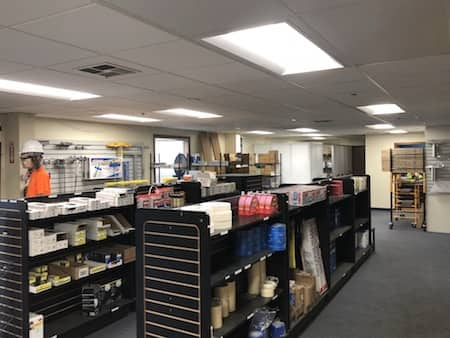 Business Electrical Services - Lighting Retrofit