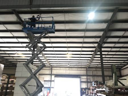 Business Electrical Services - Light Industrial