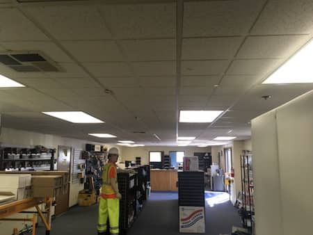 Lighting Retrofit Services